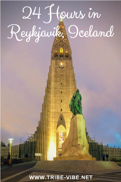 Click to save 24 hours in Reykjavik