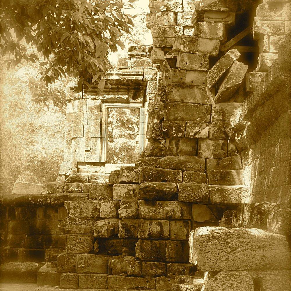stone temple khmer