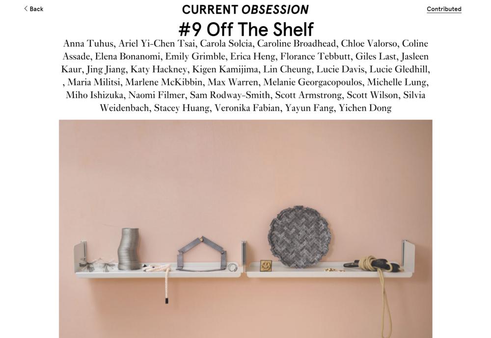 Elena Lara Bonanomi - Off the shelf