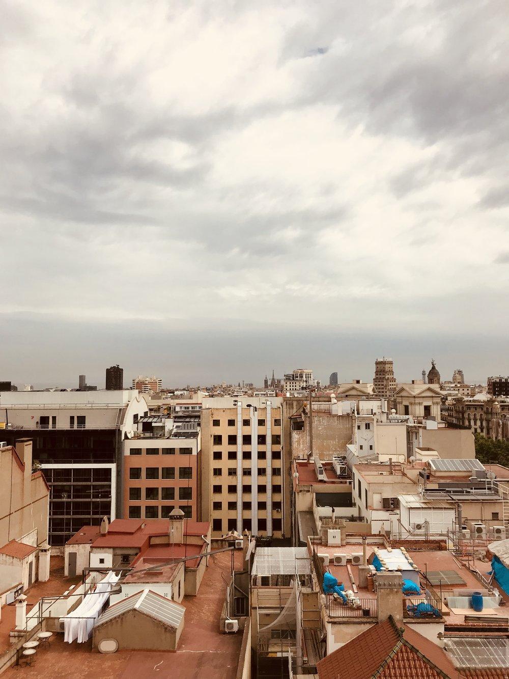 Un mes en Barcelona - 080518 - A photo journal