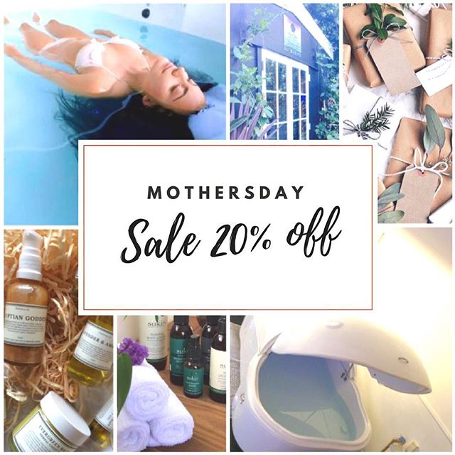 💥MOTHERS DAY SALE ON NOW// Because mums are awesome we are going to celebrate  with 20% off all our Gift Vouchers. Sale ends Sunday 13th May. BUY HERE https://www.black-lotus.co.nz/spa-wellness/ . . . #sale #mothersday #vouchers #giftideas #gift #completerelaxation #relaxation #peace #timeout #spa #wellness #epsomsalt #mums #mothers #floatationtherapy #floatpod #musclepain #painrelief #naturalhealth