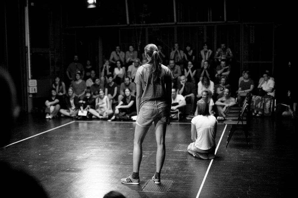Ovo nije kvintet, Prostor plus, foto: Tanja Kanazir, 2013