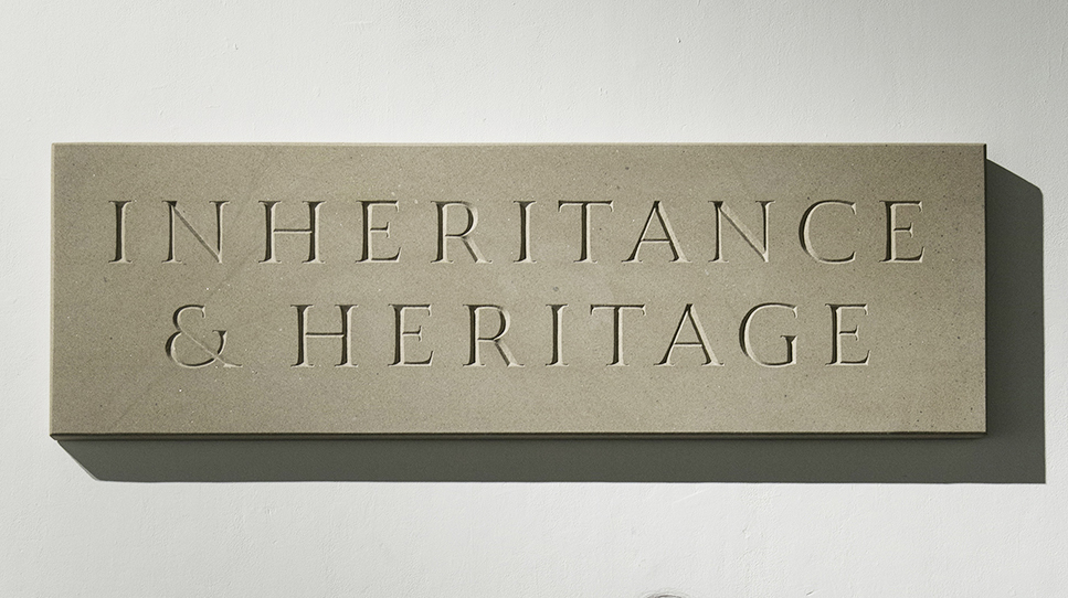 Inheritance & Heritage