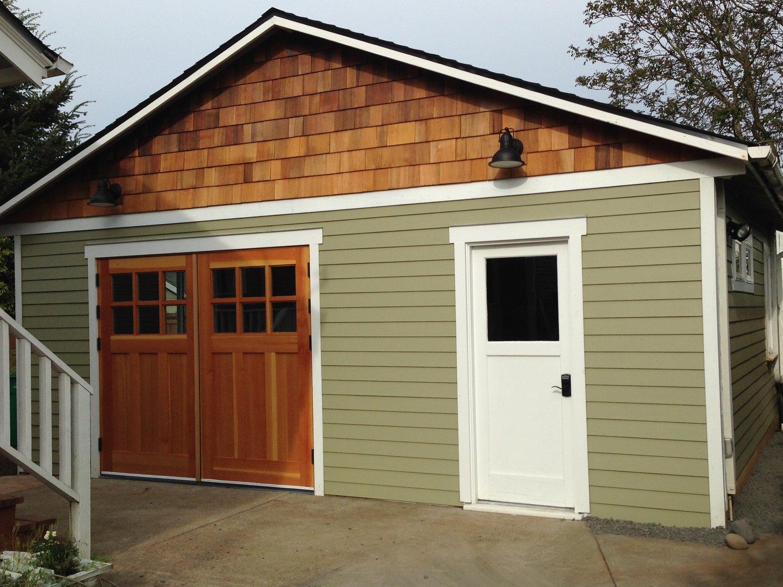 how to save money with a garage conversion adu u2014 building an adu