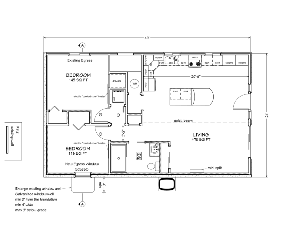 4311 NE 9th basement ADU for permit A2 detail-Floor Plan (2)-1.png