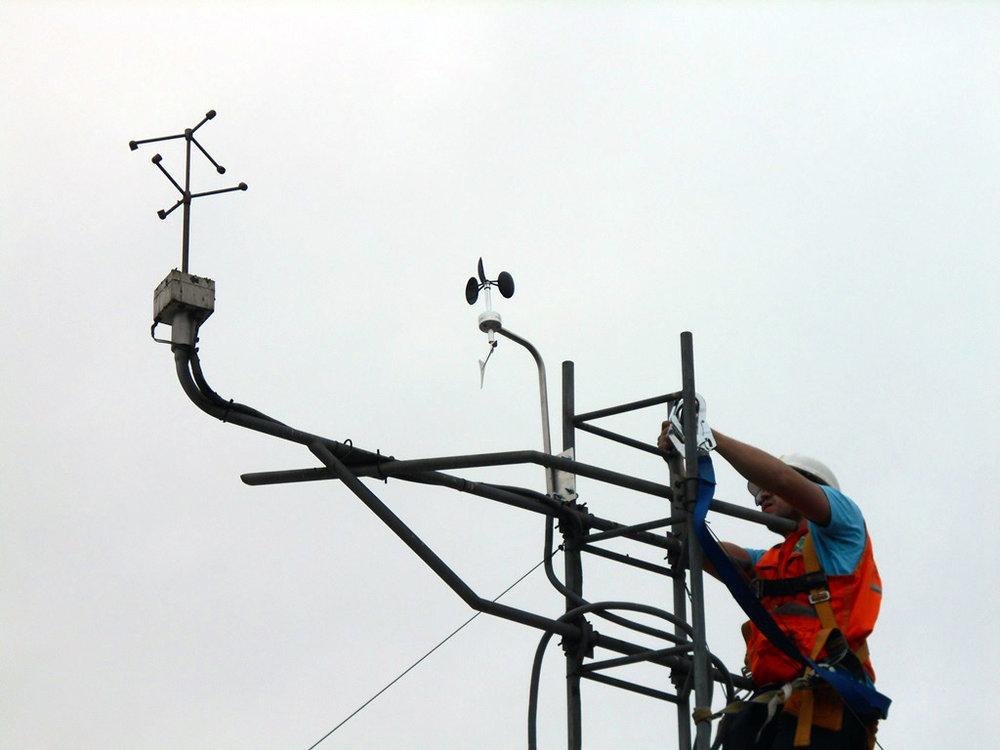 Sensor: MeteoWind. Location: Peru met tower