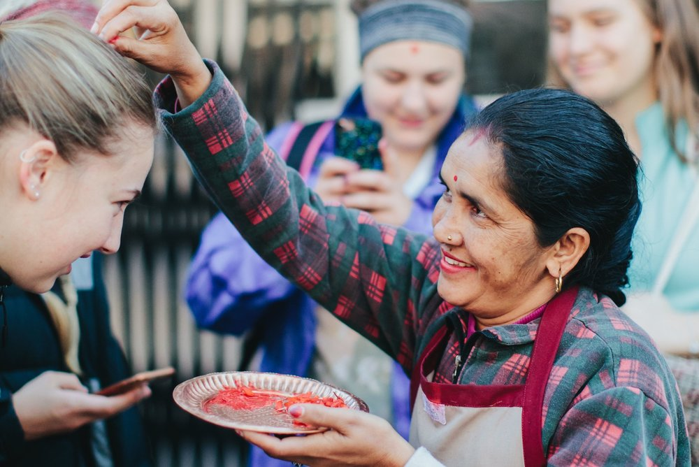 Arrival and orientation - DAY 1: After settling into our tranquil accommodation in the heart of Kathmandu, as a group you will take a short orientation walk through the streets of Thamel, followed by a group dinner.