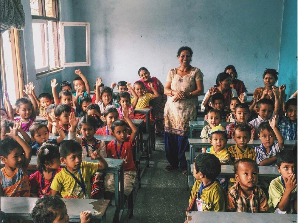 School Groups -