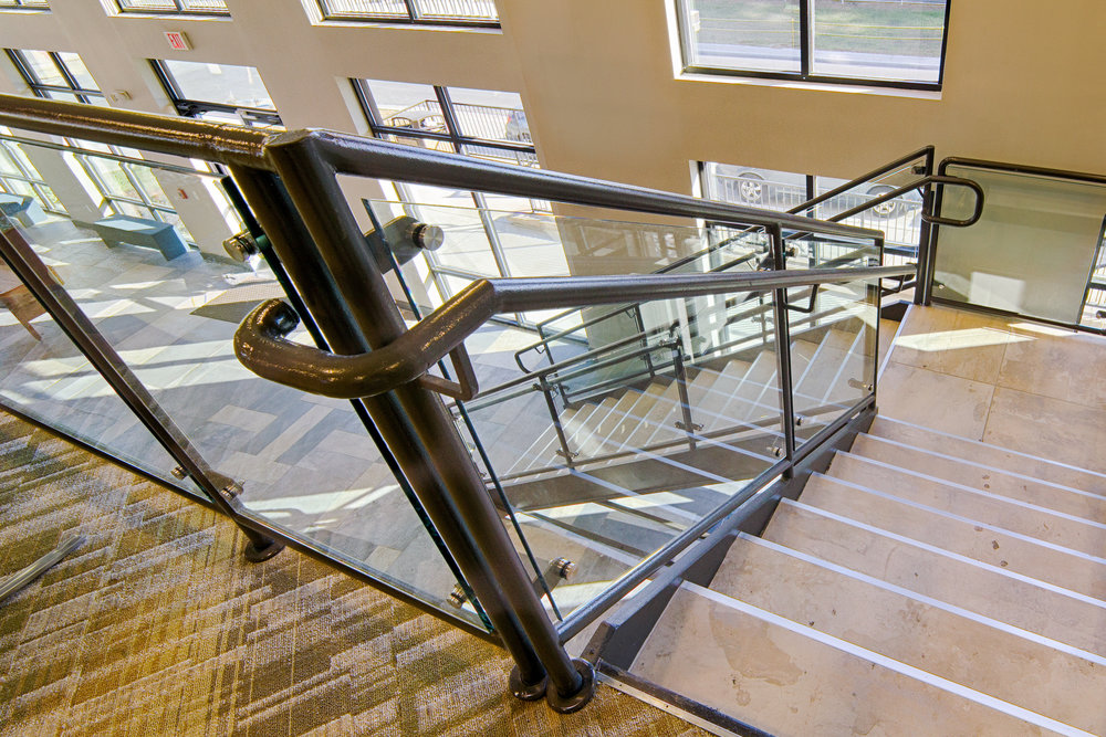 Trulite Laminated Glass Handrail