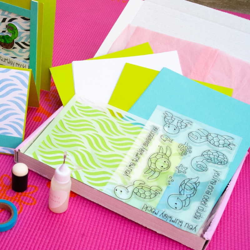 benefits of card making