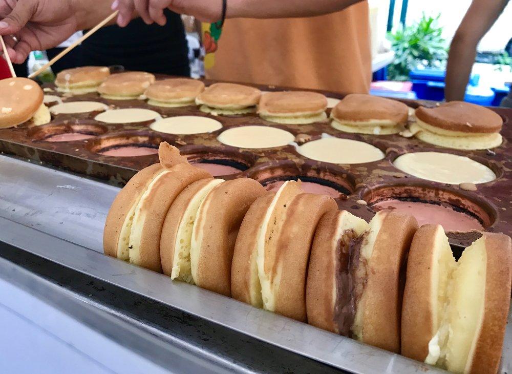 Japanese pancakes, anyone?