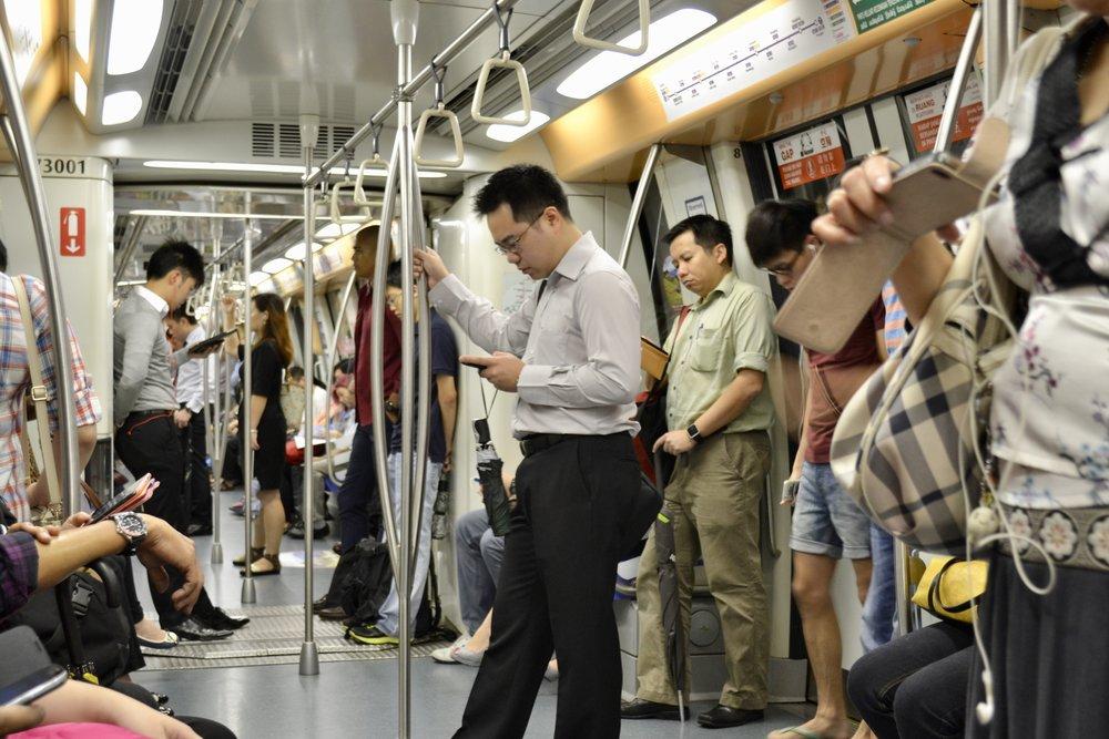 Singapore Train