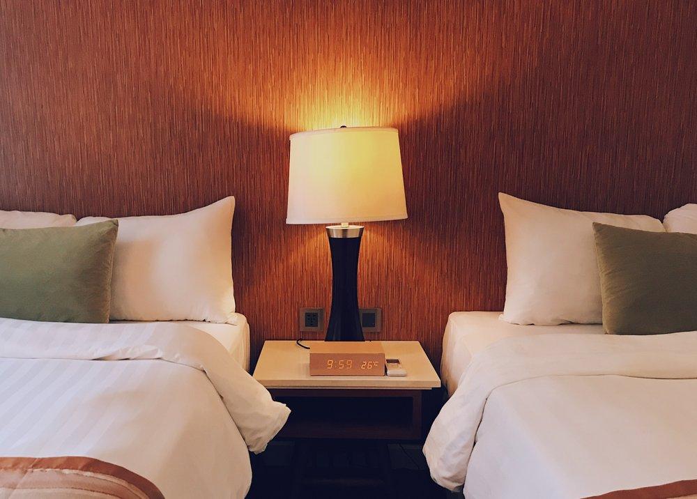 Ferra Hotel Boracay Superior Room