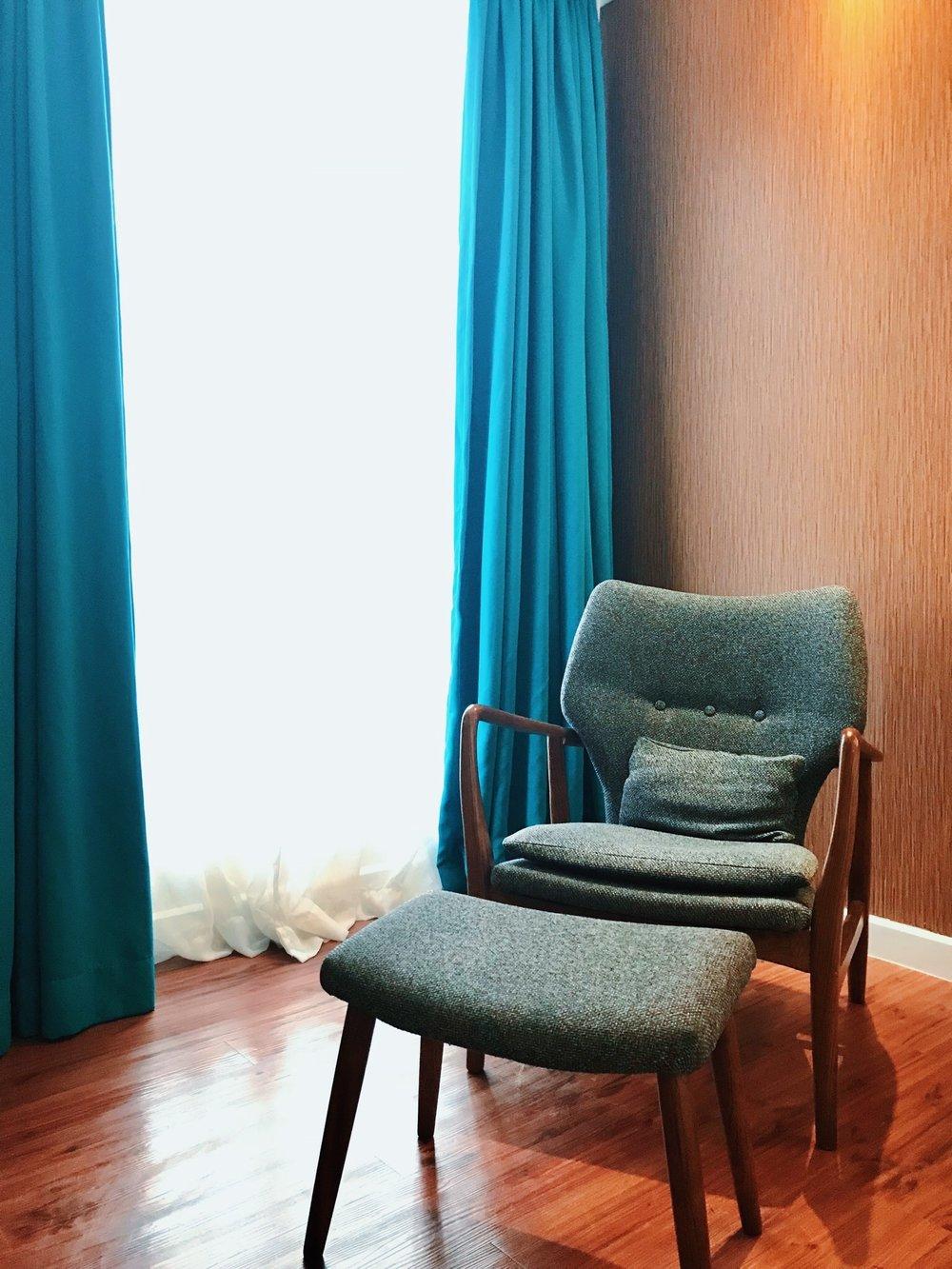 Ferra Hotel Boracay Suite Room Chair