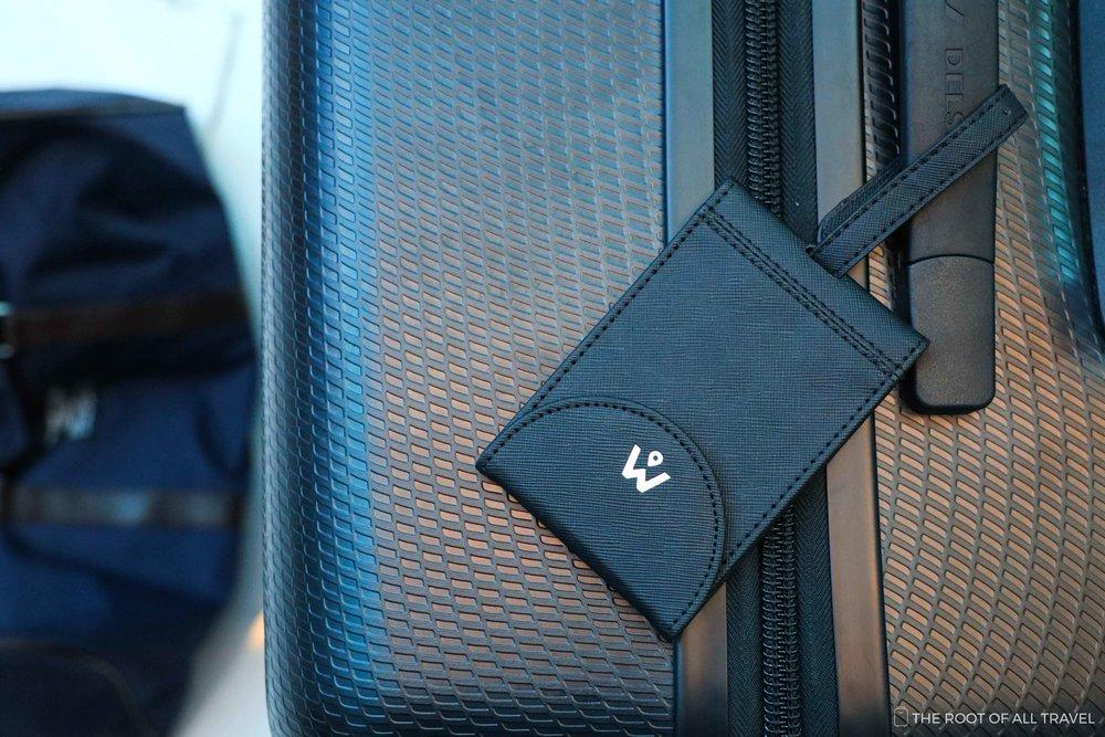 Wanderskye Premium Bag Tag