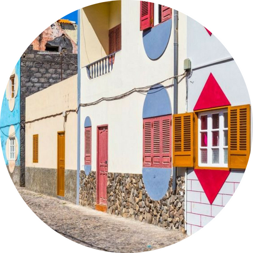 Cape Verde Islands *