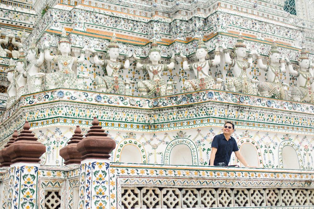 SweetEscape at Wat Arun