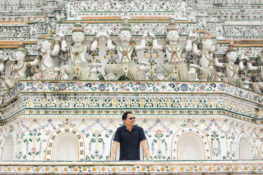 I can't get over the intricacy of wat arun.