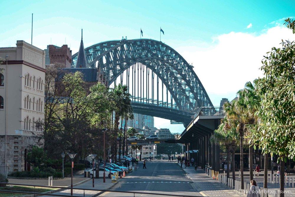 Sydney Harbour Bridge aka The Coathanger