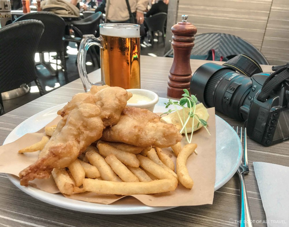 Fish and Chips in Sydney