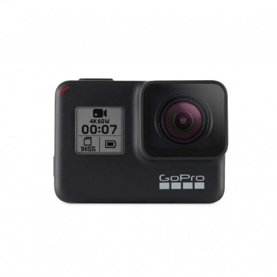 GoPro Hero 7 - Outdoorsy people are oftentimes thrill seekers, too! An action camera like the GoPro will allow them to capture breathtaking moments while bungee jumping, skiing or paragliding. I bet they you'll be the first one they'll share the videos to.