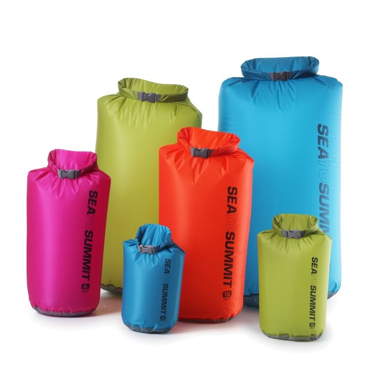 Dry bag - Remember that weekend they're chilling by the beach? They'd probably need a dry bag to store their camera, phone or book. Well, they could use it on a short hike, too! Dry bags come in various colors and sizes that you can choose from. Or if your budget permits, get them the entire set!