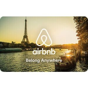 AirBnB gift card - Being meticulous planners, functional organizers would not mind receiving a consumable gift for as long as it helps them in the DIY travel planning. AirBnB gift cards come in digital and physical form.