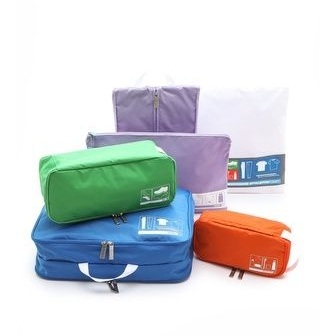 Packing cubes - One guilty pleasure of the organizers is compartmentalizing their luggage. They may already have these but it would not hurt for a new set in case to match their mood, luggage or destination!