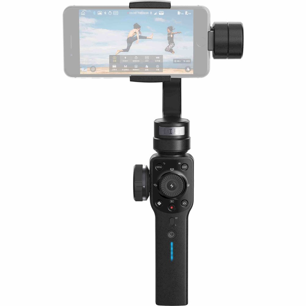 Gimbal stabilizer - Unless they are professional videographers, chances are your 'grammer traveler has unstable Instagram stories or shaky vlogs. This gimbal from Zhiyun will surely allow them to capture your best travel moments in a smooth and buttery fashion.