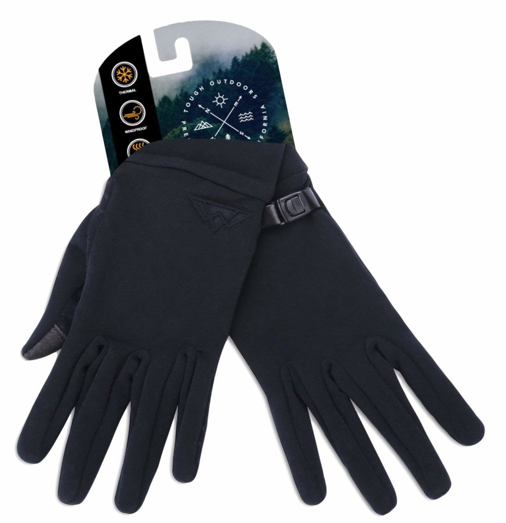 Touchscreen gloves - A good pair of gloves is an awesome gift for someone who is planning to travel for the winter. Make sure to give a pair of touchscreen gloves so they won't need to take them off whenever they need to use their phones. This is definitely a game-changer on the mittens department.