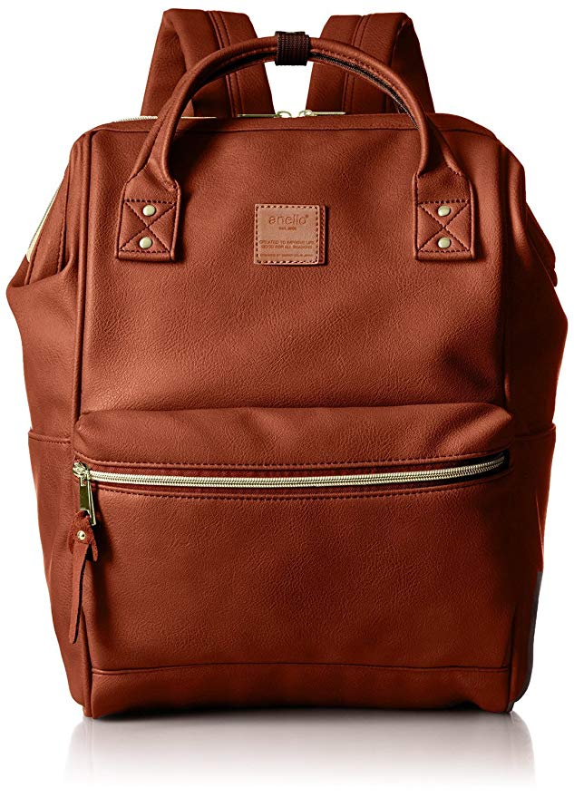 Anello backpack - This type of traveler is not without style, though. They love tasteful pieces, too, so might as well gift them a stylish Anello backpack they can put all the above items into.