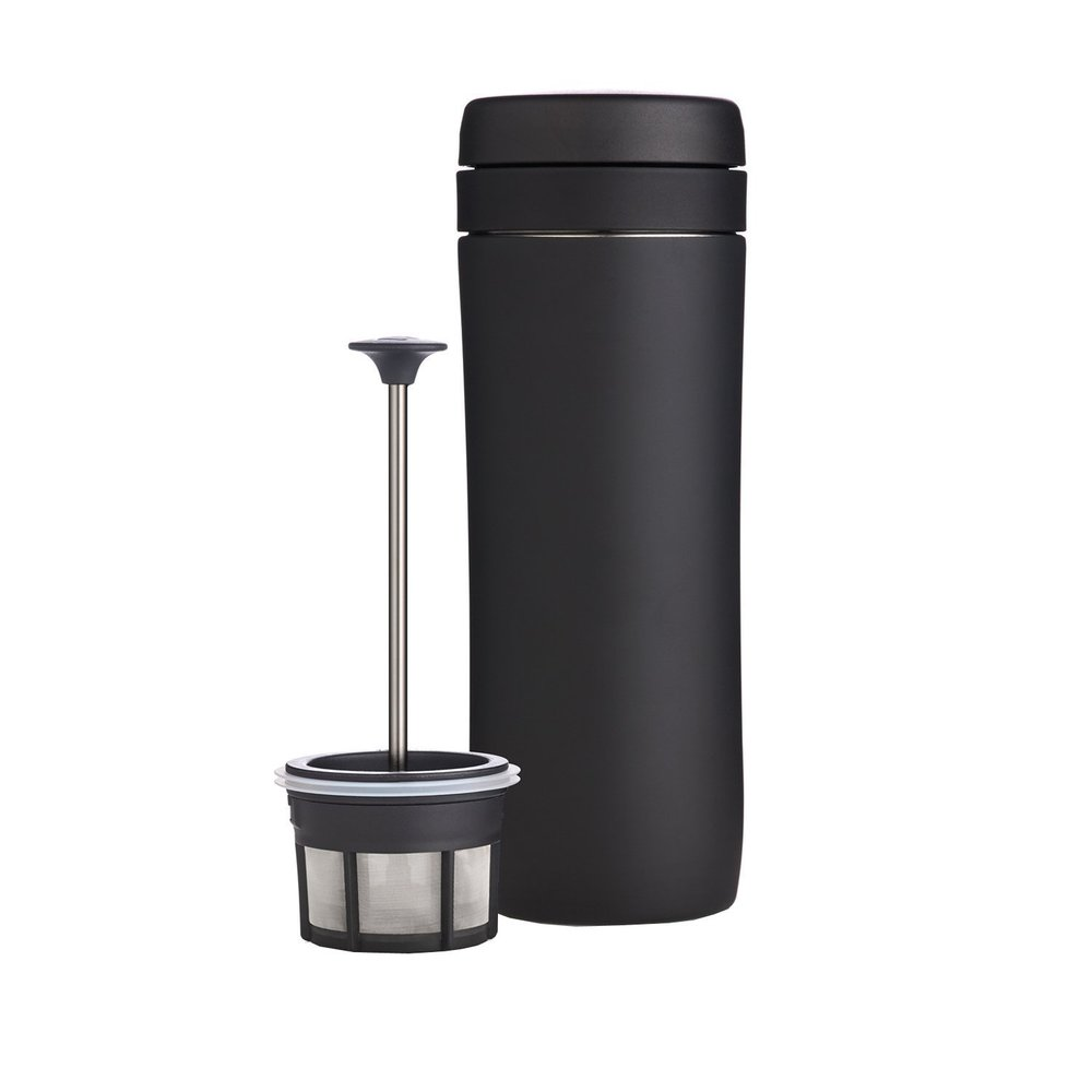 Espro coffee press - Urban travelers tend to move constantly making this coffee press an ideal gift for those who love coffee or tea so they can take it anywhere with them.