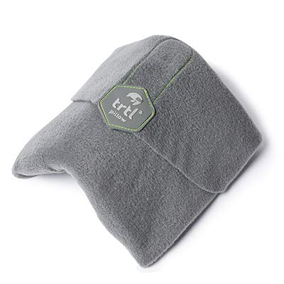 Trtl travel pillow - Constantly on the loose, urban travelers need a travel pillow that's more than the ordinary. This neck support travel pillow from Trtl helps keep head in better position when sleeping upright on planes or cars.