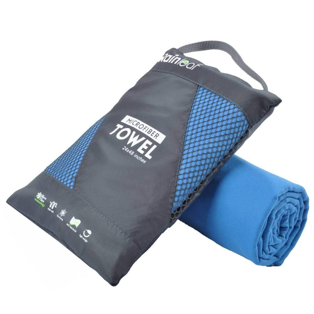 Travel towel - Whether you are heading to the beach or to hike for days or even backpacking across Asia, an easy-dry travel towel is something one should have on their arsenal.