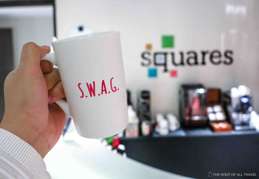 Get stuff done at Savoy Hotel Manila's co-working space, The Squares