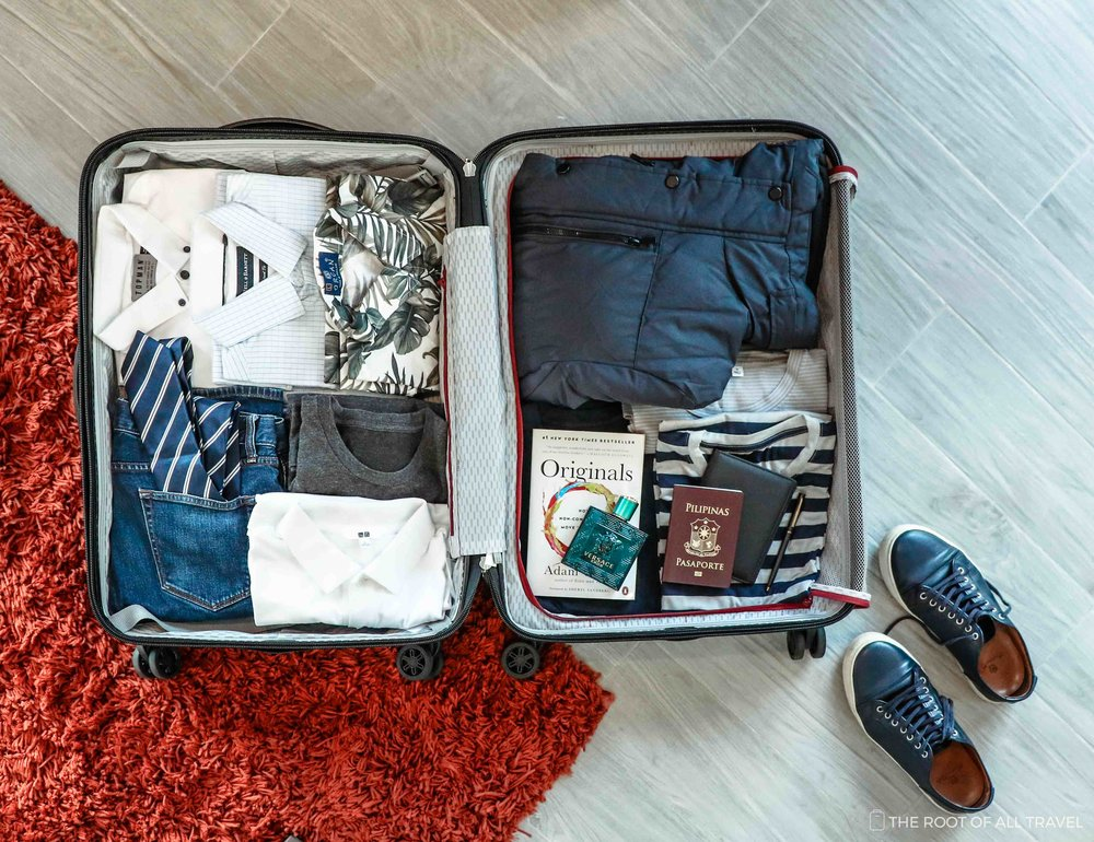 Delsey and The Root of All Travel are giving away a 70cm Delsey Segur luggage