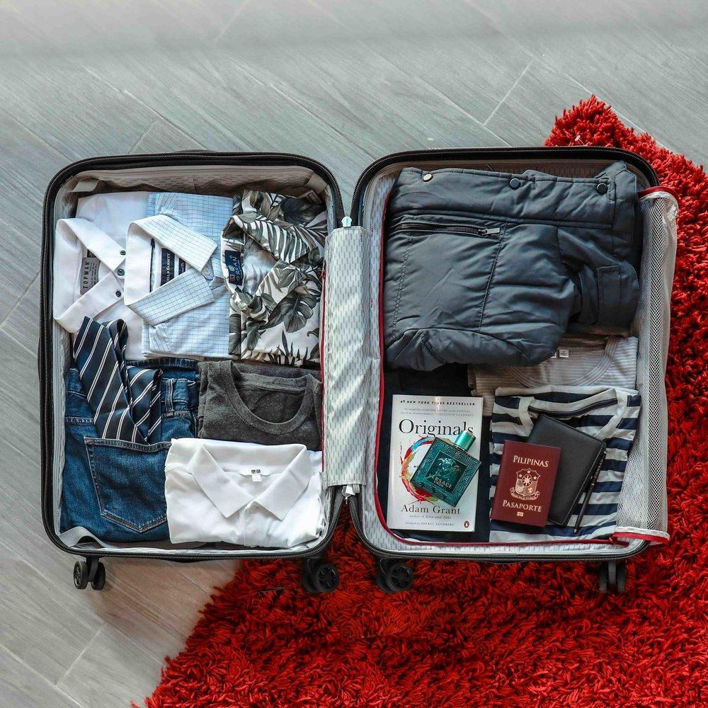 Delsey Segur Luggage