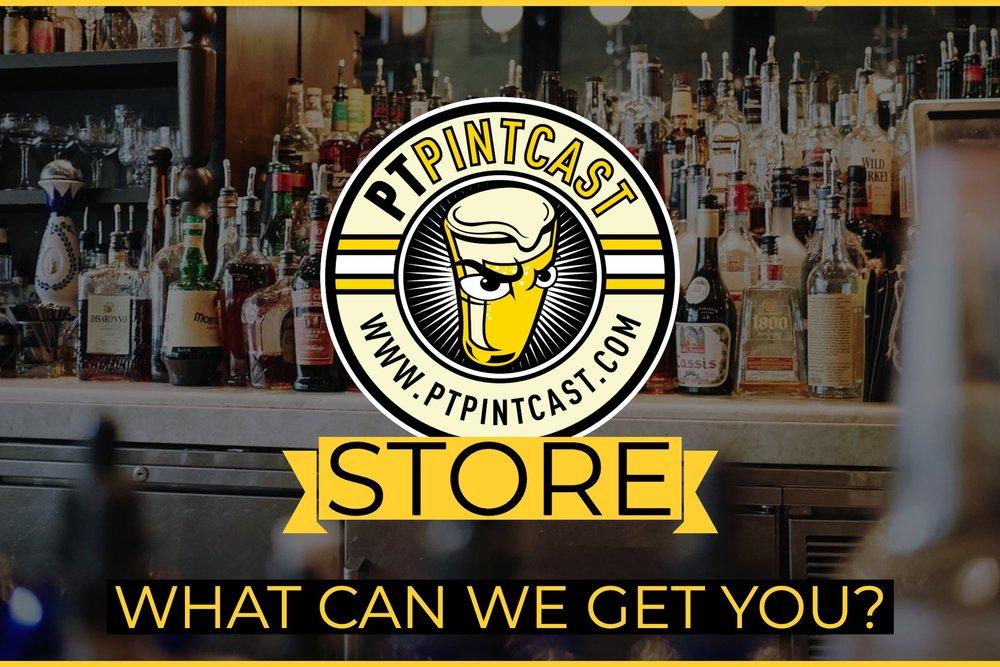 Pintcast Store