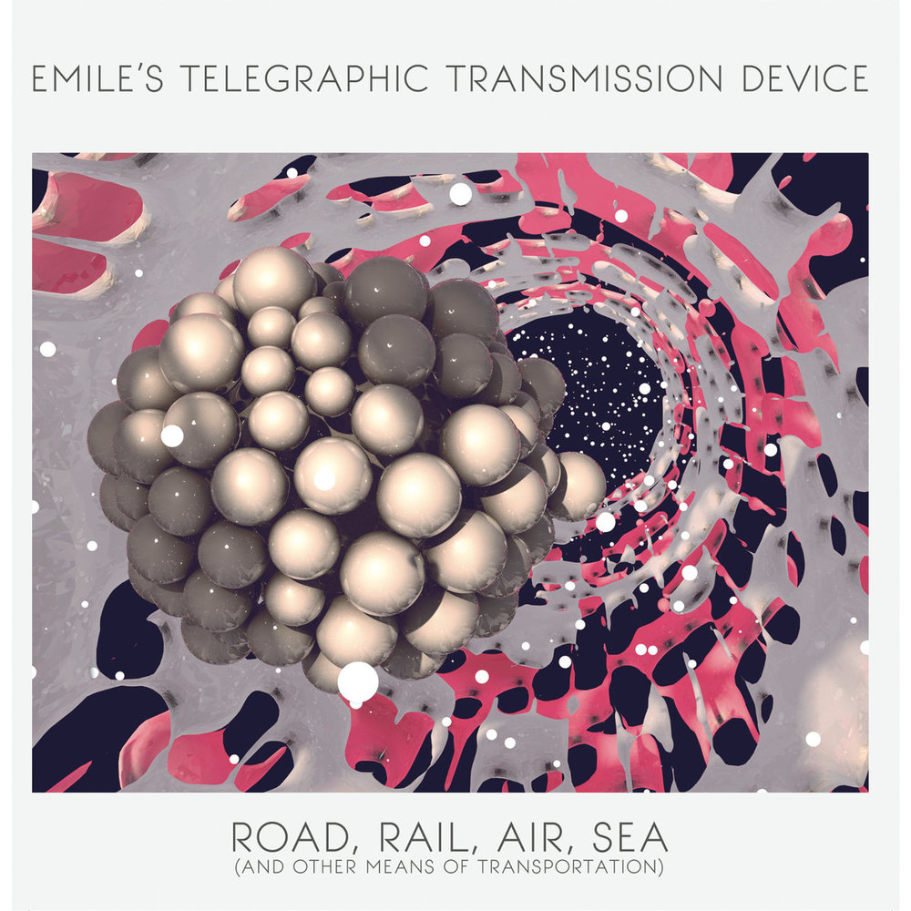 road, rail, air, sea (and other means of transportation) (2014)   road, rail, air, sea (and other means of transportation) is the third album. after a year of continuous recording session for ambivalence in motion, road, rail, air, sea (and other means of transportation) materialised. it spawned no singles, but is considered by many critics and reviewers alike as both a broken masterpiece and the modern age four seasons. it was released on september 1st 2014     road - is the opening song on road, rail, air, sea (and other means of transportation). it features john timney on drums and percussion. it was recorded at the punch room (vocals, synthesisers and programming) and loft studios in newcastle upon tyne (drums).     rail - is the second part of the main title. it uses found sounds recorded at both durham train station and the metro system outside of university campus in sunderland.      air - follows up seamlessly from rail, with the use of airplane noises. the vocals were double tracked on this recording.     sea - was inspired by the sinking of the rms titanic in 1912. it uses sounds of radar and sub bass notes to create an underwater atmosphere. some guiness glasses were smashed for this recording to emulate the sounds of plates and glass smashing during it's sinking. it's lyrics are written as a love verse to the ship, referring to it as 'her', as most ships were / still are this day.     ephemerally yours, industry - was written and composed by john timney.     for heroism and sacrifice - was written using tom tom drums. it's simplistic bass line leads into the song, with melodicas building it up to it's crescendo.     marie curie - was written within ten minutes. it had a music video, which was subsequently shelved on vhs. the tape has since been lost.     state of war / overthrow - is the first song by ettd to be written in waltz time. it deals with the subject matter of north korea and it's leader kim jong un. it asks of him to hand in his key, to let his people live as the rest of the world does. it also asks him not to inflict war upon countries who wish to remain peaceful.     gravity on our side - is a non sensical song. it was released as a b side.