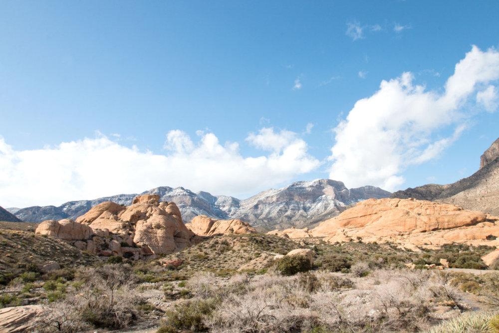 Red Rock National Preservation