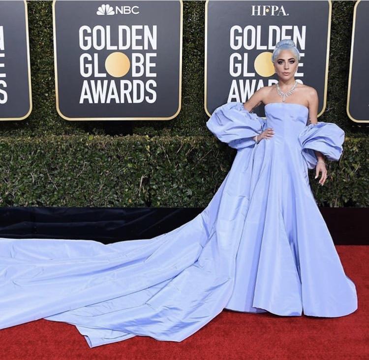 Lady Gaga in Valentino