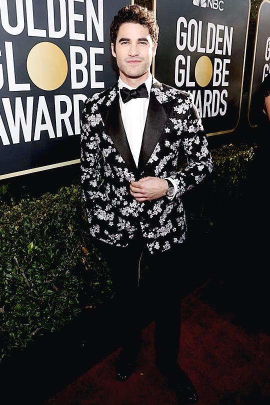Darren Criss in Dior