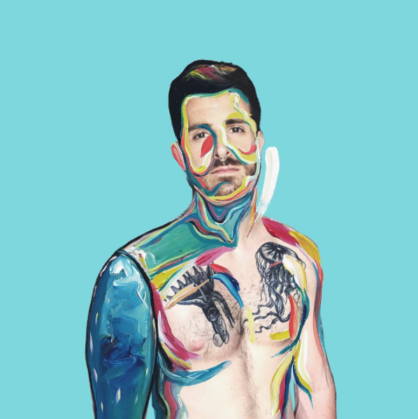 """Self Portrait"" - Niccolò"