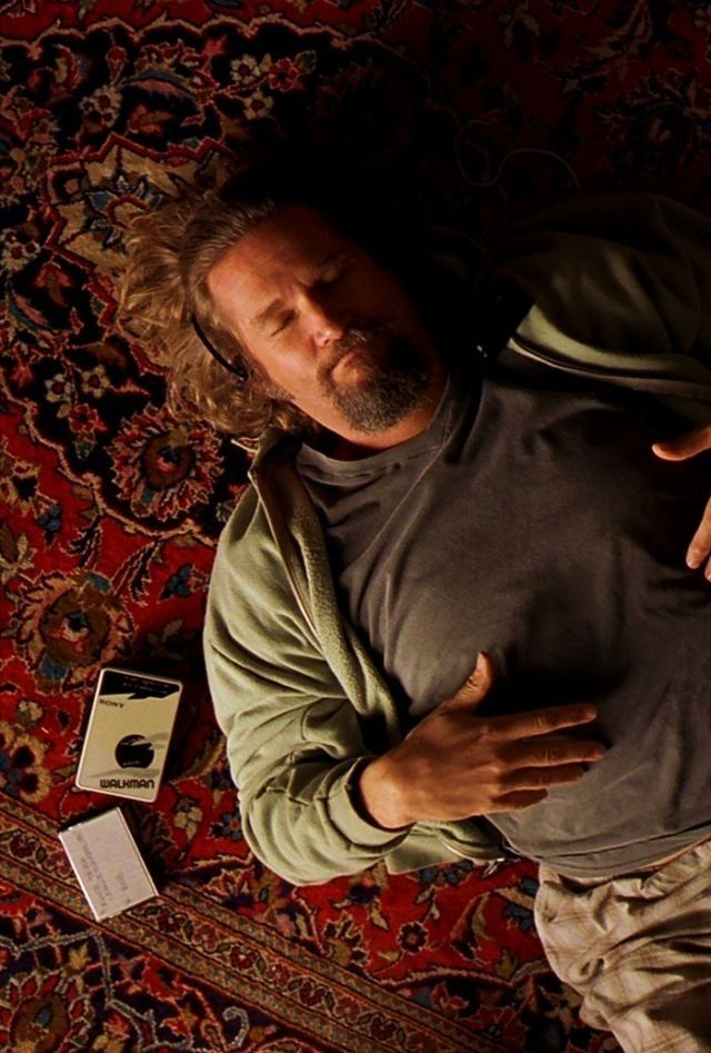 """""""That rug really tied the room together"""""""