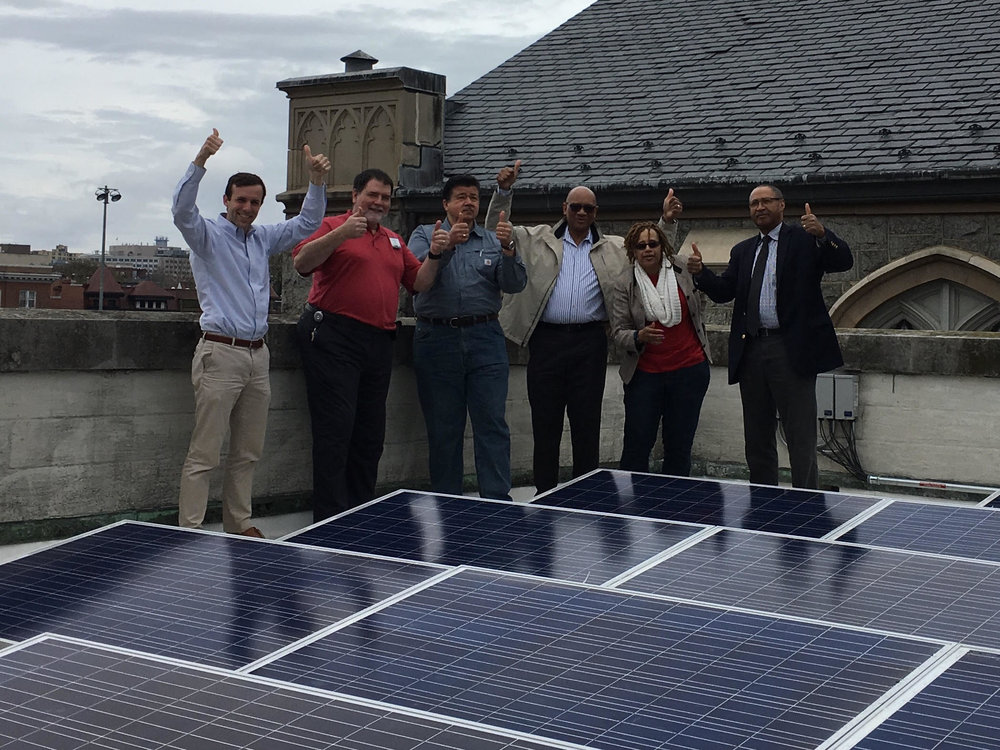 Solar with CPA Co-op