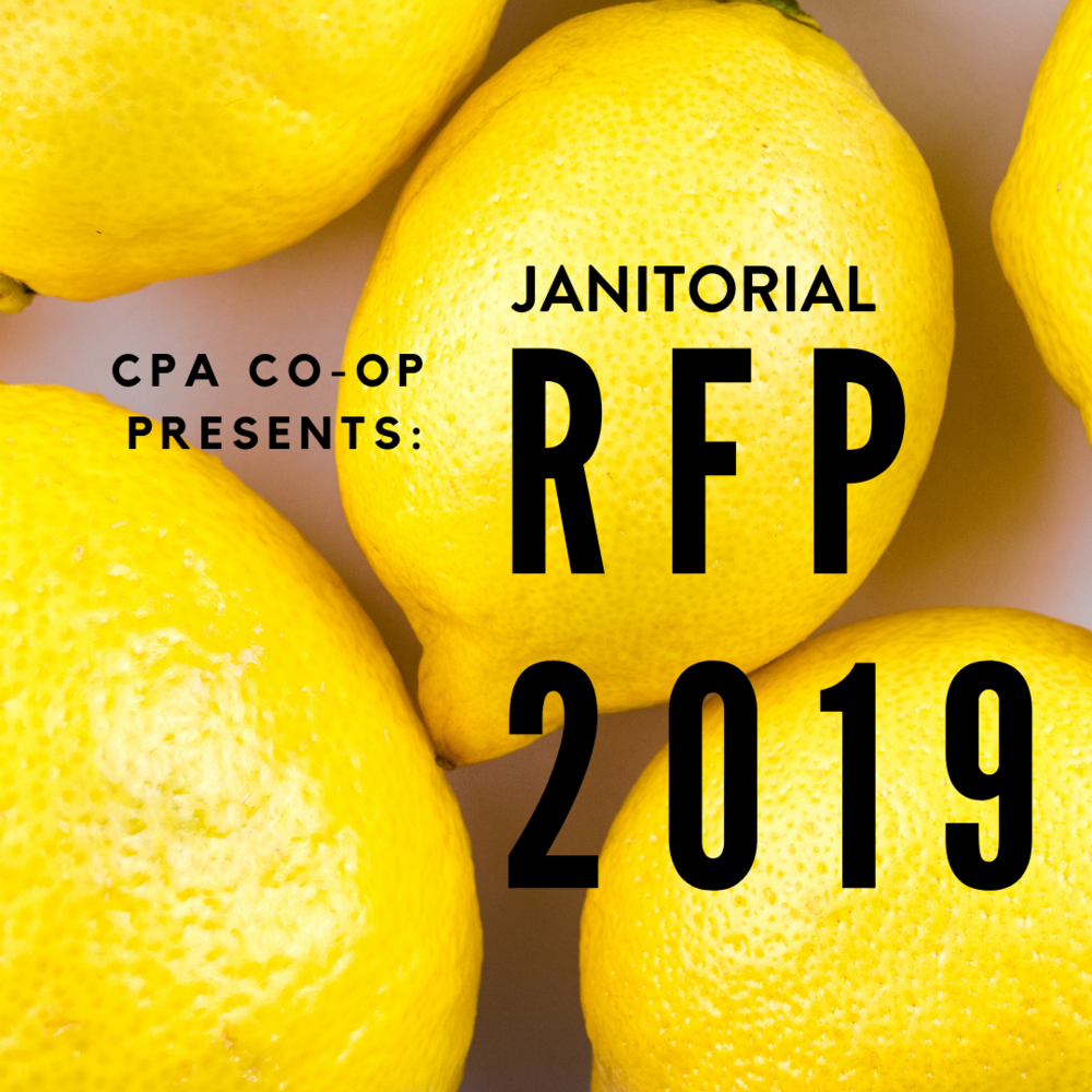 Charter school leaders and facilities management execs. across the district are working together with CPA Co-op to streamline your upcoming Janitorial RFP. Join us! (Timeline below.)