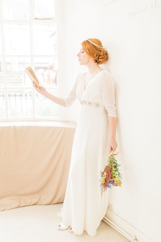 Violetta in velvet -