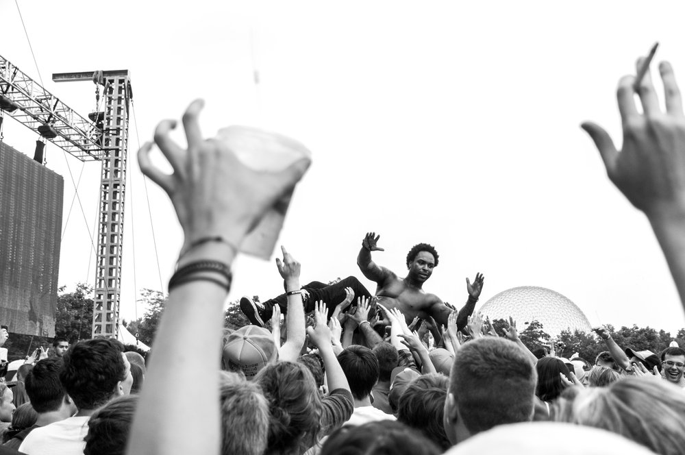 Osheaga 2011:  The Knux