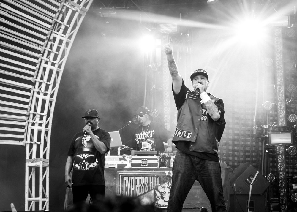 Osheaga 2011:  Cypress Hill