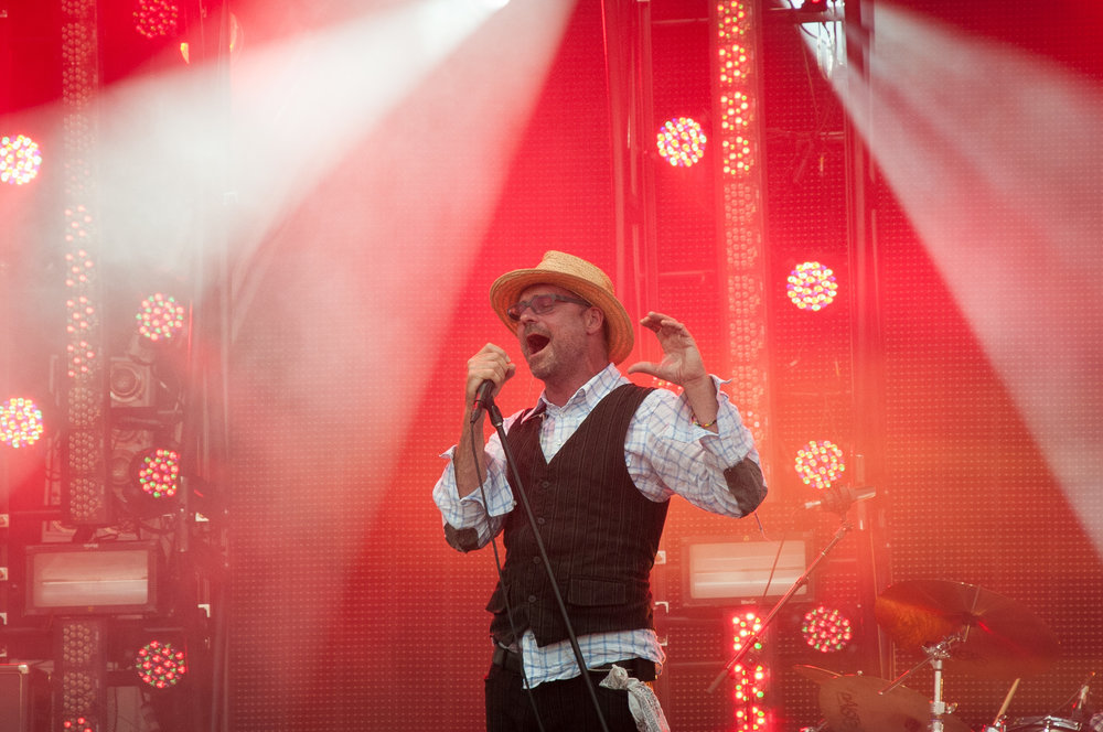 Osheaga 2011:  The Tragically Hip